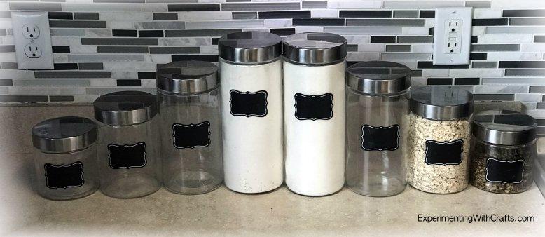 Jars blank