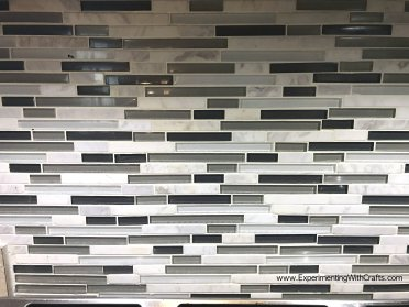 backsplash up close