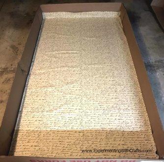 Fabric in Box